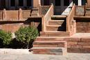 Treppe in Indien