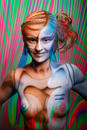 Body Painting Karlsruhe