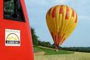 Ballon, Landung, Brucken Bahnhof