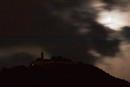 Mondfinsternis bei Burg Teck
