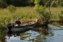 Irischer Angler