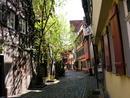 Stilles Gässchen in Esslingen