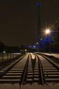 Duisburg Landschaftspark by Night