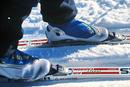 Ski-Schuh