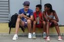 Kinder von Havanna blicken in die Zukunft