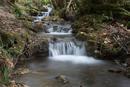Bach am Uracher Wasserfall