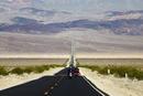 Motorrad-Tour im Death Valley