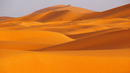 Sahara am Abend