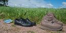 Schuhe des Lebens