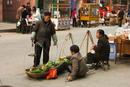Strassenmarkt - Dazu ,China