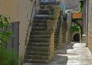 die eigene Treppe