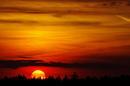 Sonnenuntergang von Lichtenwald
