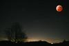Mondfinsternis auf der Alb