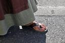 Schlapp-Schuh