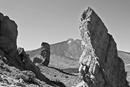 Roques de Garcia und Teide, Teneriffa