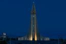Die Kirche von Hallgrímur