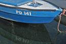 Boot im Hafen von Porec