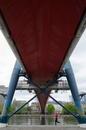 Die Brücke über mir