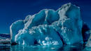 Kleiner Eisberg Antarktis