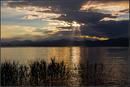Abendstille am Gardasee