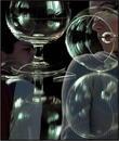 Glück und Glas wie leicht bricht das