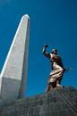 l Herero Denkmal