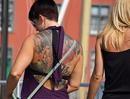Ein schöner Rücken..