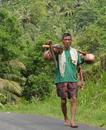 Feierabend in Indonesien