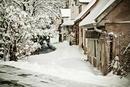 Winter am Mühlbach