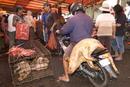 asiatischer Fleischmarkt