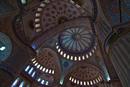 Gewölbe der Blauen Moschee