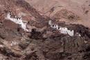 Einsames Kloster-Ladakh