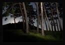 Lichtmalerei auf dem Hohen Bol