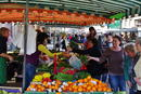 Schorndorfer Wochenmarkt
