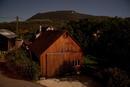 Alte Mühle Brucken bei Vollmond
