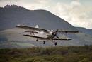 Antonov AN-2 vor Teck