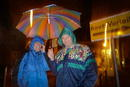 mit Schirm, Charme und